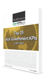 Top 25 Local Government KPIs of 2011-2012